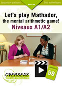 Let's play Mathador, the mental arithmetic game! Niveaux A1/A2